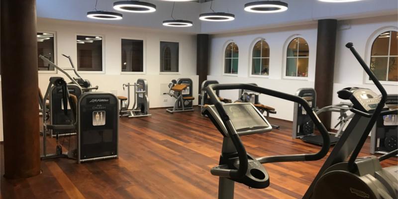 Abb. zu Neues Fitness Studio