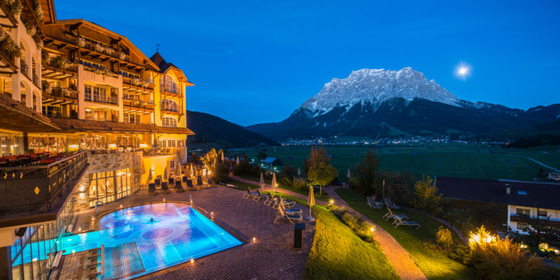Alpine Luxury Hotel Post****s
