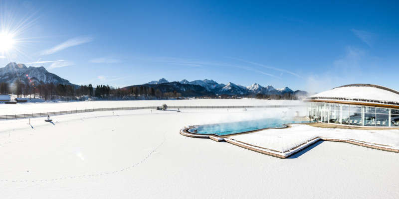 Abb. zu Winter Wellness de luxe im neuen Ambiente
