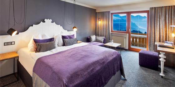 das k nig ludwig wellness spa hotel in schwangau bayern. Black Bedroom Furniture Sets. Home Design Ideas