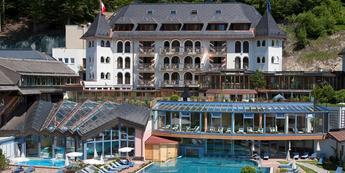 EBNER'S WALDHOF AM SEE Alpines Spa und Golfresort