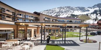Panoramahotel Oberjoch alpin spa