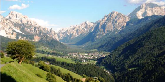 Abb. zu Romantische Tage in den Dolomiten