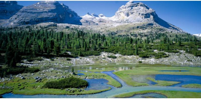 Abb. zu Aktivurlaub in den Dolomiten