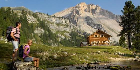 Abb. zu Wanderurlaub im Herzen der Dolomiten