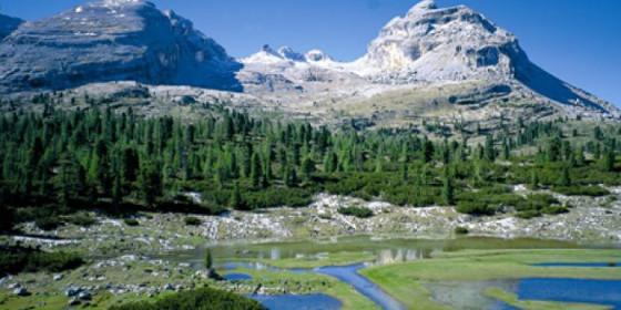 Abb. zu Geführte Wander-Gaudi im Herzen der Dolomiten