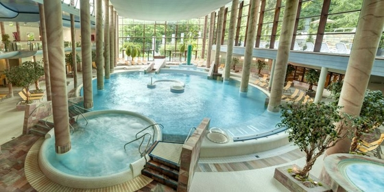 Carolus thermen bad aachen in 52070 aachen for Design hotel nrw wellness
