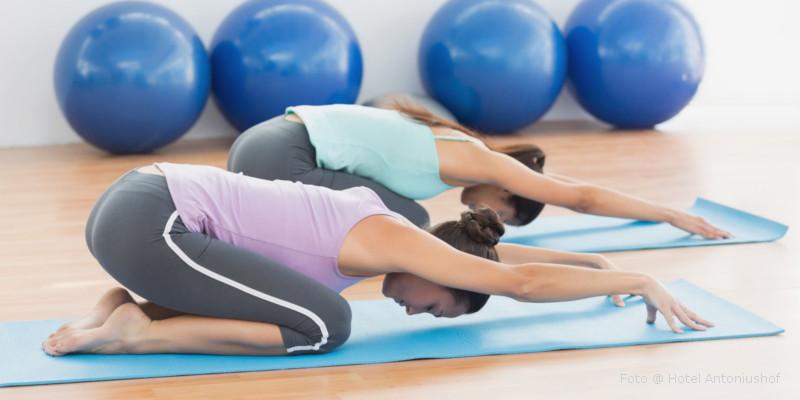 Abb. zu Yoga Wochenende