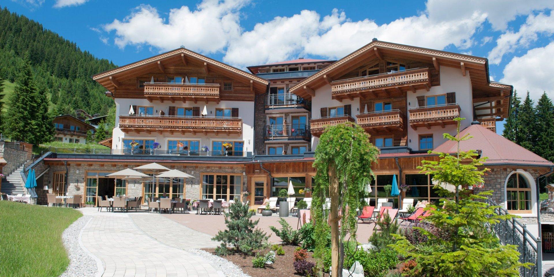 Berghotel Der Königsleitner - adults only