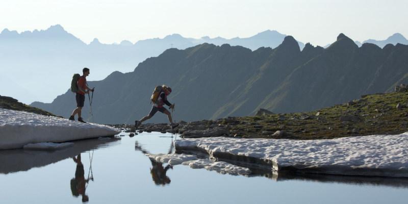 Abb. zu Wandern und Mountainbiken rund um das Hotel Jerzner Hof