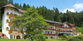 Wellnesshotel Basler Hof**** am Schlosswald
