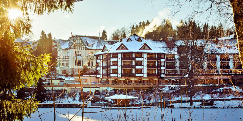 Abb. zu Romantischer Winkel beliebtestes Wellnesshotel Niedersachsen
