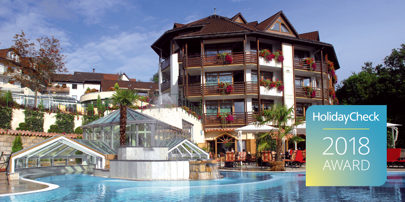 Romantischer Winkel RoLigio® & Wellness Resort